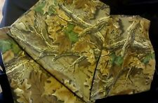 """WOODLAND CAMOUFLAGE SHOWER CURTAIN--70"""" X 72""""--NEW NO TAGS"""