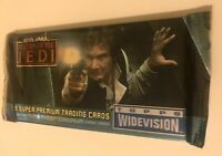 "STAR WARS 1995 TOPPS RETURN OF THE JEDI WIDEVISION 9 PREMIUM TRADING CARDS ""NEW"""