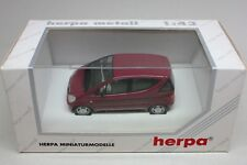 1:43 HERPA MERCEDES BENZ MB A CLASS A-140 Model Car