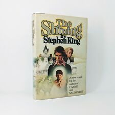 Stephen King - The Shining - First Edition - Signed & Inscribed