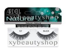 10 Pairs Ardell Natural 107 Fashion Lash Fake Eyelashes Black