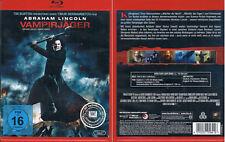 ABRAHAM LINCOLN - VAMPIRJÄGER --- Blu-ray --- Actionhorror --- Uncut ---
