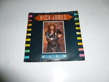 "RICK JAMES - Glow - Deleted 1985 UK RCA label vinyl 7"" Vinyl Single"