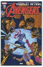 Marvel Action Avengers #10 (IDW) First Full Appearance Yellow Hulk! See Scans!
