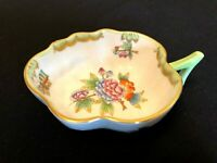 HEREND PORCELAIN HANDPAINTED QUEEN VICTORIA SUGAR BOWL 8725/VBO