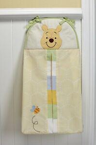 Winnie the Pooh: Peeking Pooh Diaper Stacker by Disney Baby