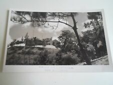 Rare Old Real Photo PC BORDER POLICE STATION (LUK MA CHOU)    §A1358