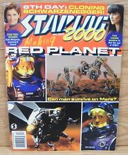 Starlog Magazine December 2000 (#281) Red Planet / Star Trek / Lucy Lawless READ