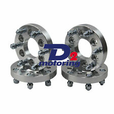 4PCS Wheel Spacers FOR Toyota Landcruiser 40 60 75 80 series 12X1.5 25mm 6Lug