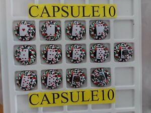 Nouvelle  CAPSULE DE CHAMPAGNE cartes de jeux 52 caps générique(série limitée)