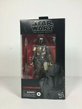 """New Star Wars The Black Series 6"""" The Mandalorian #94 In Hand"""