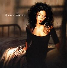 "KARYN WHITE - KARYN WHITE 2016 REMASTERED 2CD 1988 ALBUM + BONUS 12"" MIXES!"