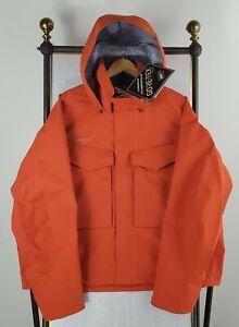 NWT $379 SIMMS Size 3XL Gore-Tex Guide Jacket Orange Fishing Wading Jacket Mens