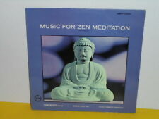 LP - TONY SCOTT - MUSIC FOR ZEN MEDITATION