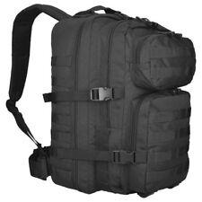 Mil-Tec 36L US Assault Army Pack MOLLE Taktische Rucksack Backpack Schwarz