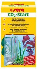 Sera Co2-Start Carbon dioxide Growth Supplement for Aquarium Plants Tanks60-120L