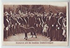 Studentika   Bismarck und die deutsche Studentenschaft   ca. 1910