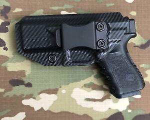 Glock 19/23/32 KYDEX AIWB Holster, Left Hand