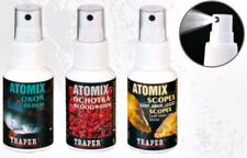 Atomix Spray Köderspray Süßwasser Angeln Booster Lockstoff Karpfen 50ml Sorten