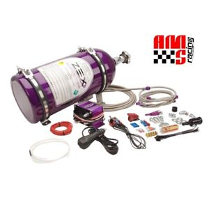 Zex 82390 Wet Nitrous Oxide System for 2011+ Ford Mustang GT 5.0L Coyote