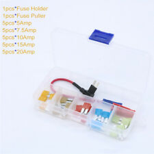 Add-A-Circuit Blade In-line Fuse Holder Tap Puller Micro2 5A 7.5A 10A 15A 20A Ar