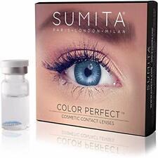 SUMITA Color Perfect Blu Brillante Lenti a Contatto Colorate a Contatto Mensili