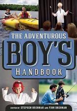 The Adventurous Boy's Handbook- Brand New Hardcover