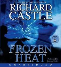 New Audio Book Frozen Heat by Richard Castle (2012, CD, Unabridged)