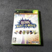 Microsoft Xbox Ultra Bust A Move PAL CD état neuf