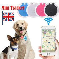 Mini Bluetooth Anti-lost GPS Tracker Finder Device For Kids Pet Dog Cat Keys UK