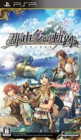 Sony PSP Falcom Nayuta No Kiseki Regular Edition Japan Import
