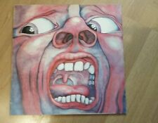 KING CRIMSON - IN THE COURT OF THE CRIMSON KING - VINYL - POLYDOR