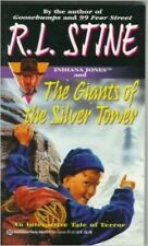 Indiana Jones and the Giants of the Silver Tower (F... by Stine, R. L. Paperback