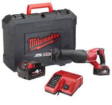 Milwaukee attrezzi - m18bsx-402c seghetto 18 VOLT 2 x 4.0 Ah Li-Ion