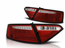 LED FEUX ARRIERE LDAUE2 AUDI A5 COUPE 2007 2008 2009 2010 2011 RED WHITE