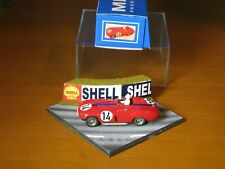 Mmk Production Fer.Monza Lm 55 Mmk09 Slot Car + Maxi Model diorama