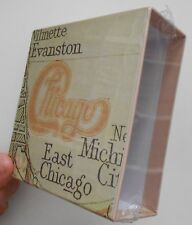 CHICAGO CHICAGO XI  EMPTY BOX FOR JAPAN MINI LP CD   G04