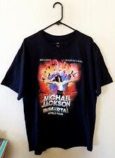 NEW! - Michael Jackson The Immortal World Tour Men's T-Shirt (Size XL) (2011)