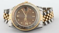 Rolex GMT-Master II Ref #16713 18k Yellow Gold & Stainless Steel Wristwatch