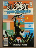 GI Combat #283 DC Comics Canadian Newsstand $0.95 Price Variant