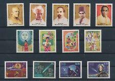 LM96904 Sri Lanka Halley's Comet historical figures fine lot MNH