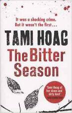 The Bitter Season (Kovac & Liska), New, Hoag, Tami Book