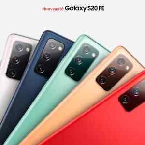 Samsung Galaxy s20 FE SM-G780F/DS 128 GB 6 GB