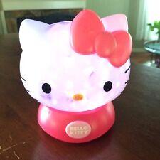 Hello Kitty Twinkling Stars Lantern Light Lamp LED Nightlight Star Projector