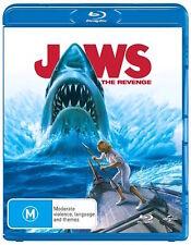 JAWS 4 - The Revenge : NEW Blu-Ray