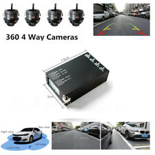 360°Parking Assistance All Round View Car around Rear View camera system Monitor