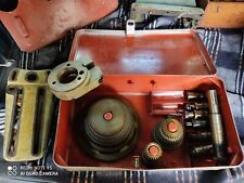 Tos Dividing Head Milling Machine Gears Pack