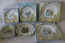 Lot of Wedgewood Peter Rabbit Children's Dishes Lot 320