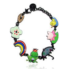 Bracelet roi grenouille ♥ arc en ciel ♥ parapluie ♥ lol bijoux 2017 ♥ Paris