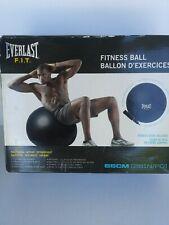Everlast F.I.T. Fitness Ball Black